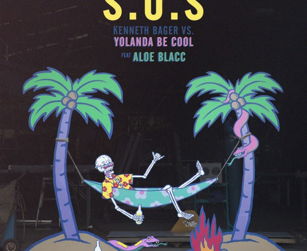 Kenneth Bager VS Yolanda Be Cool Feat Aloe Blacc - S.O.S (Sound Of Swing) - Artwork