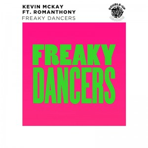Kevin McKay feat Romanthony - Freaky Dancers - Artwork