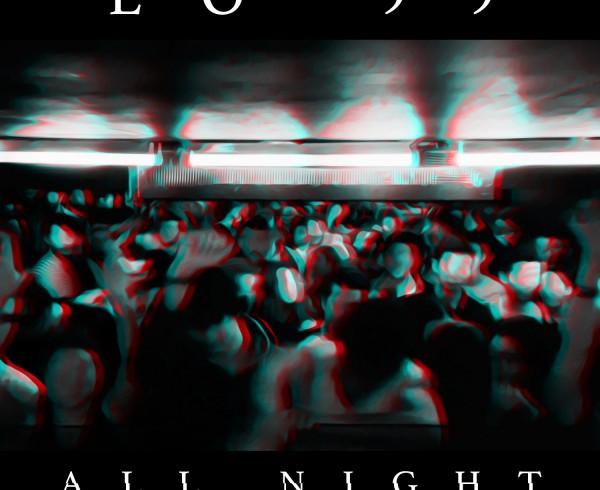 LO'99 - All Night - Artwork
