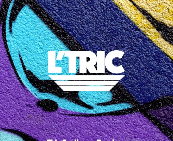 L'Tric - This Feeling - Remixes - Artwork