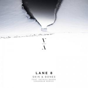 Lane 8 - Skin & Bones [Enamour Remix] - Little By Little - Artwork