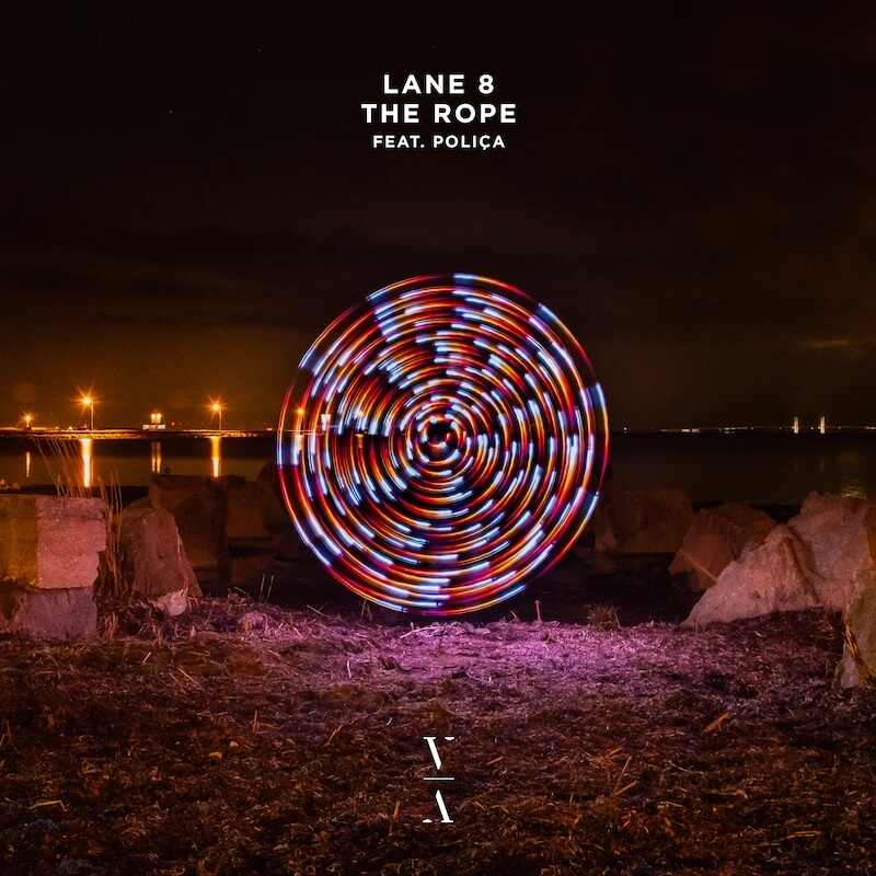 Lane 8 - The Rope [Le Youth Remix] - Road [Dirty South Remix] - Artwork