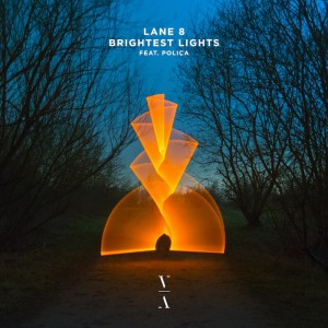 Lane 8 feat.- Brightest Lights - Artwork