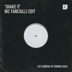 Lee Cabrera vs Thomas Gold - Shake It [Remixes] - Artwork