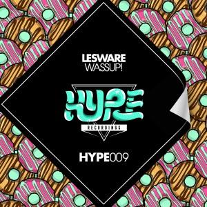 Lesware - Wassup! EP - Artwork