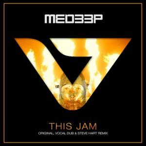MED33P - This Jam - Artwork