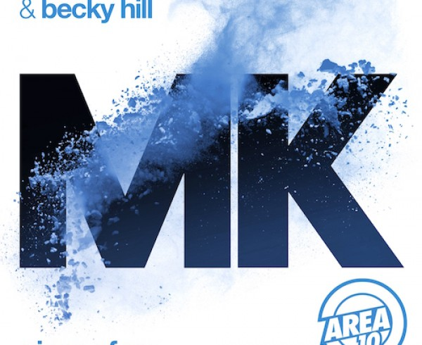 MK & Becky Hill - Piece Of Me - Artwork