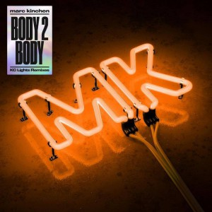 MK - Body 2 Body [KC Lights Remix] - Artwork