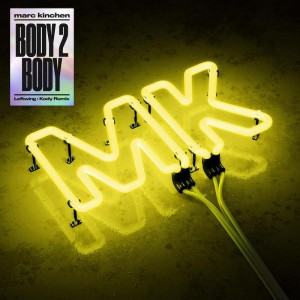 MK - Body 2 Body [LeftwingKody Remix] - Artwork