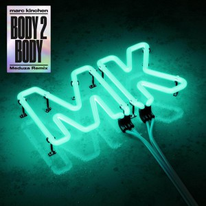 MK - Body 2 Body [Meduza Remix] - Artwork