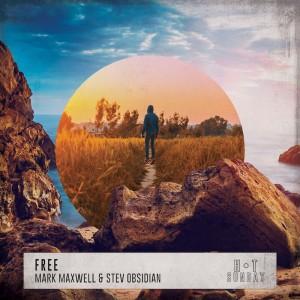 Mark Maxwell feat. SteV Obsidian - Free [Sondrio - Artfunk] - Artwork