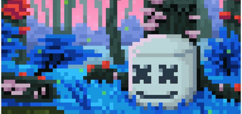 Marshmello - Alone - Artwork-2