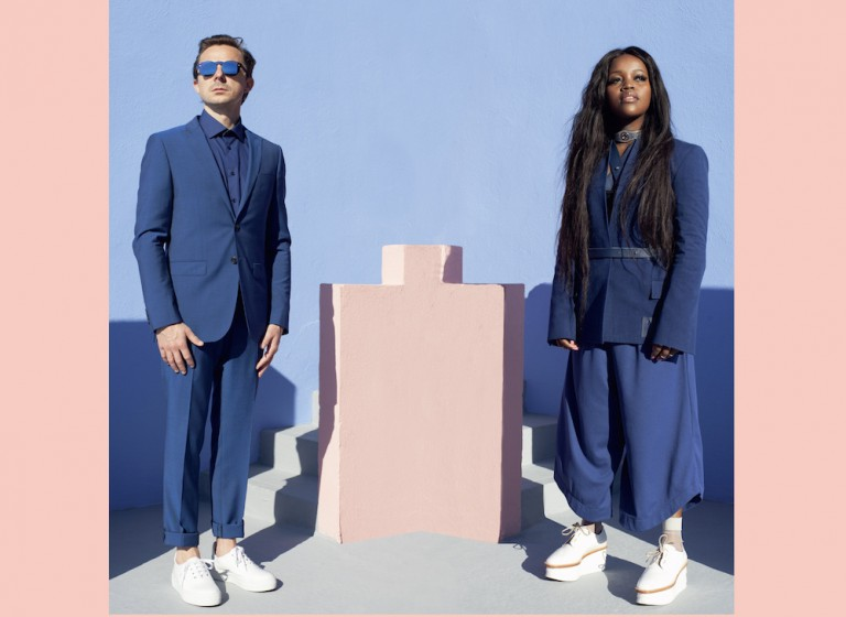 Martin Solveig feat Tkay Maidza - Do It Right - Artwork