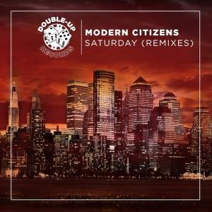 Modern Citizens - Saturday [Remixes] - Artwork-2