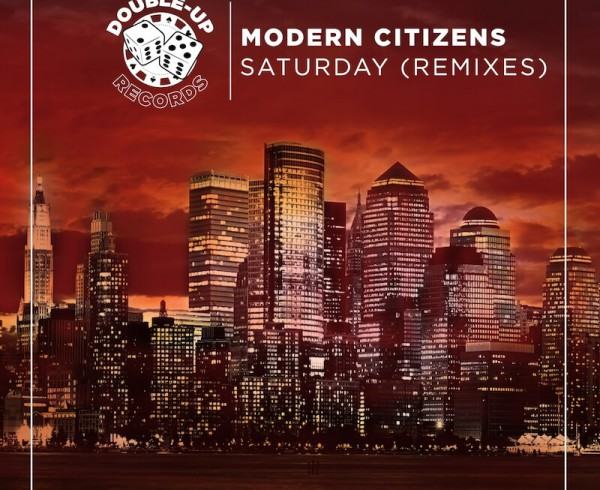 Modern Citizens - Saturday [Remixes] - Artwork-2