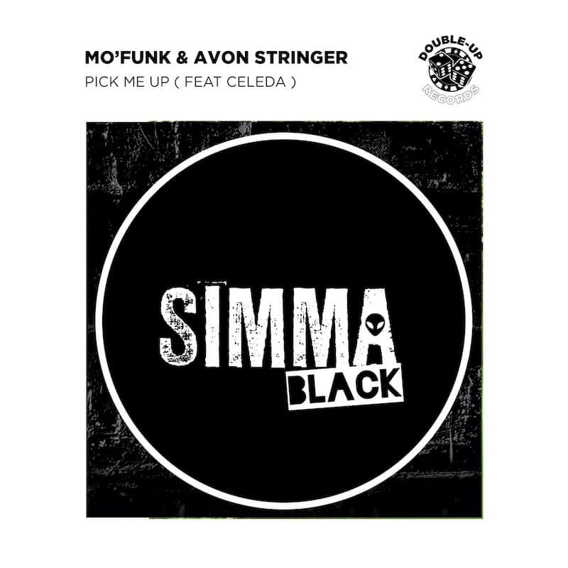 Mo'funk & Avon Stringer ft Celeda - Pick Me Up - Artwork