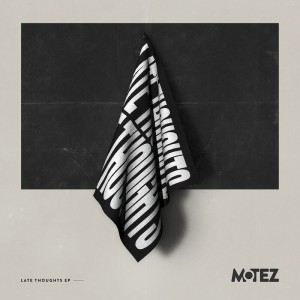 Motez - Late Thoughts EP - Artwork