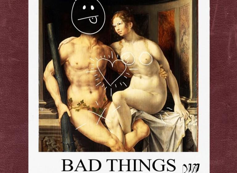 Nom De Strip - Bad Things - Artwork-2