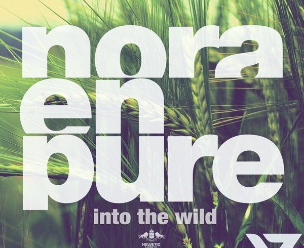 Nora En Pure - Into The Wild EP - Artwork