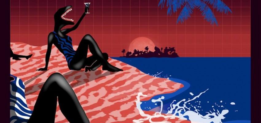 Northeast Party House - Calypso Beach [Benson Remix] - Artwork-2