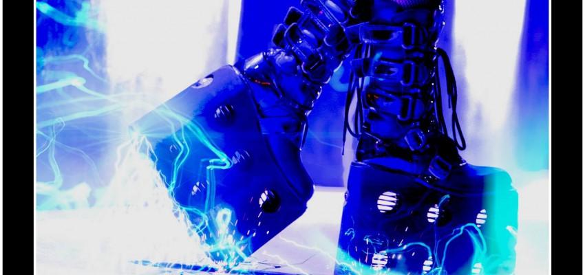 Nytrix ft Dev - Electric Walk - Artwork-2