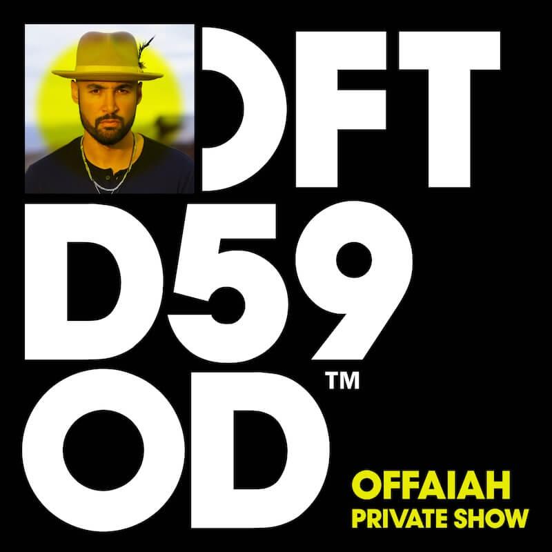 OFFAIAH - Private Show - Artwork