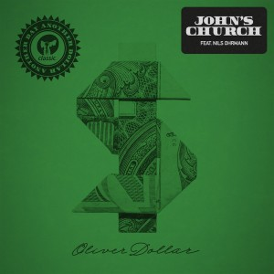 Oliver Dollar ft. Nils Ohrmann - John's Church [Original - Mousse T. Remix] - Artwork