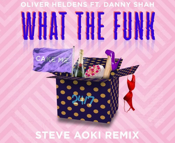 Oliver Heldens - What The Funk - Artwork-2