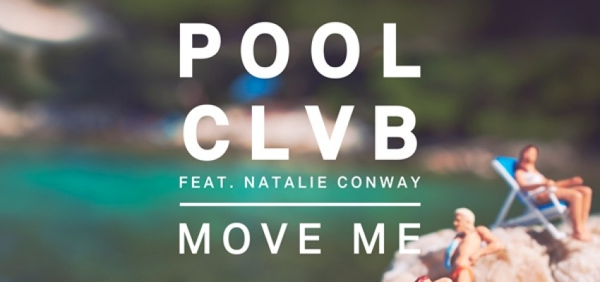 POOLCLVB - Move Me feat Natalie Conway - Artwork