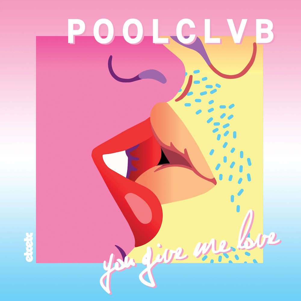 Poolclvb you give me love for 90s vocal house
