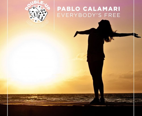 Pablo Calamari - Everybody's Free - Artwork