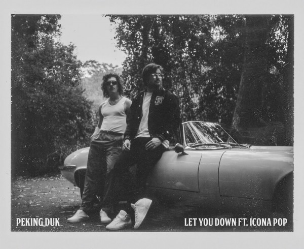 Peking Duk ft Icona Pop - Let You Down - Artwork-2