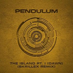 Pendulum - The Island Pt. 1 (Dawn) [Skrillex Remix] - Artwork