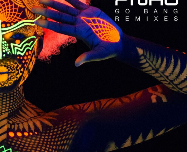 Pnau - Go Bang - Artwork