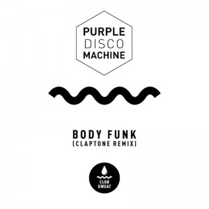 Purple Disco Machine - Body Funk [Claptone Remix] - Artwork