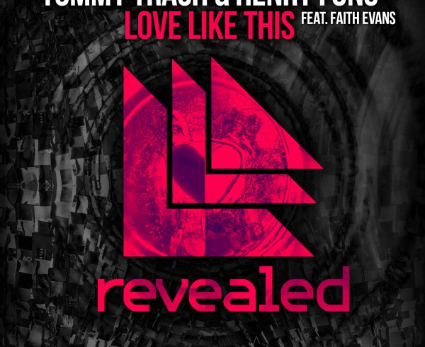 REVR138_Tommy Trash & Henry Fong - Love Like This_cover
