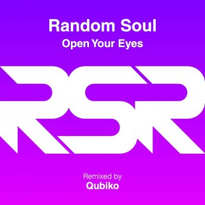 Random Soul - Open Your Eyes [Qubiko Remix] - Artwork