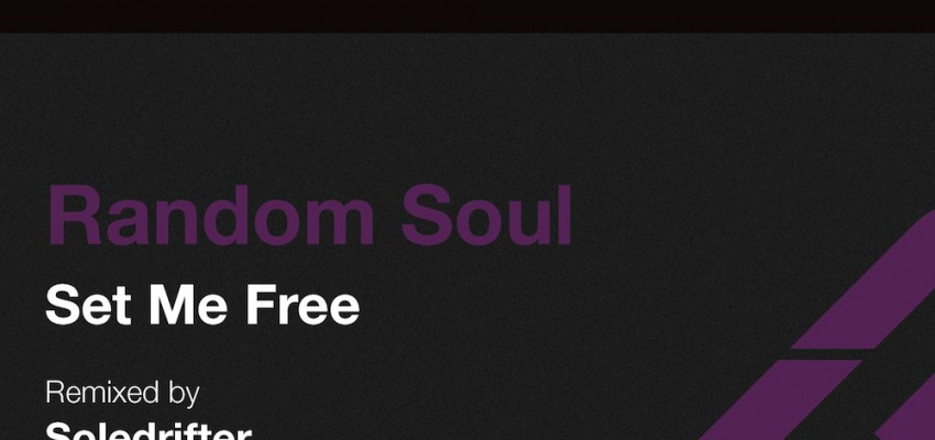 Random Soul - Set Me Free - Artwork