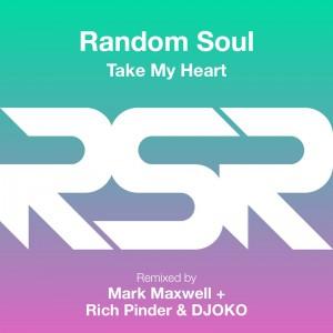 Random Soul - Take My Heart - Artwork