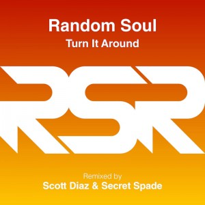Random Soul - Turn It Around - Artwork