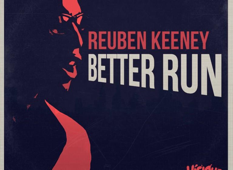 Reuben Keeney - Better Run - Artwork-2