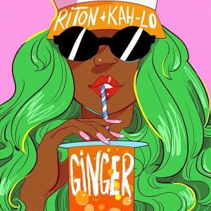 Riton & Kah-Lo - Ginger - Artwork