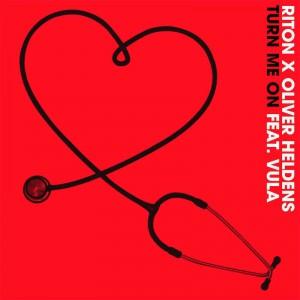 Riton x Oliver Heldens - Turn Me On - Artwork
