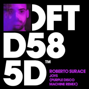 Roberto Surace - Joys [Purple Disco Machine Remix] - Artwork