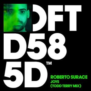 Roberto Surace - Joys [Todd Terry Remix] - Artwork
