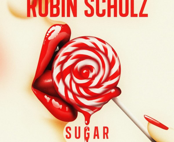 Robin Schulz feat Francesco Yates - Sugar - Artwork-2