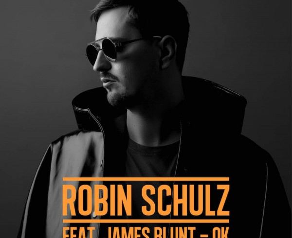 Robin Schulz feat. James Blunt - OK - Artwork-2