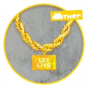 Robosonic & Ferreck Dawn feat. Big Shug - Let Live - Artwork