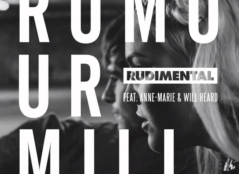 Rudimental ft Anne-Marie and Will Heard - Rumour Mill - Artwork-2