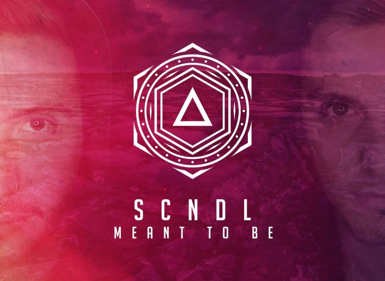 SCNDL - Meant To Be - Artwork-2